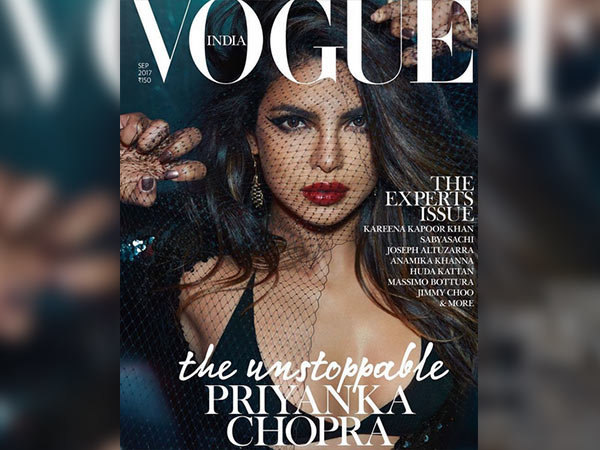 priyanka chopra featured on vogue cover