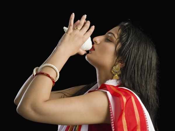 इस नवरात्रि शंख बजाए, बड़ी बड़ी बीमारियों से मुक्ति पाएं
