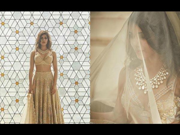 समांथा ने अपने इंस्टाग्राम अकाउंट पर शेयर की अपने शादी के लहंगे की तस्वीरें