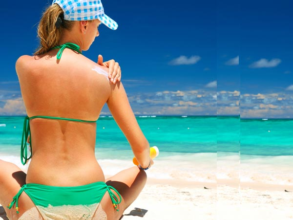 Can sunscreens prevent tanning of skin?