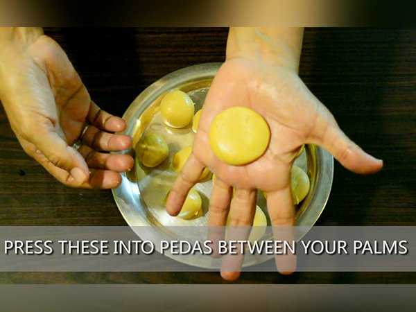milk peda recipe