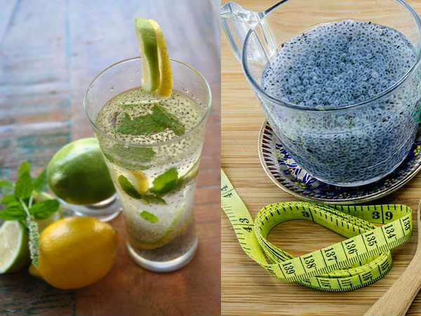 Weight Loss Tip: Drink sabja water to curb hunger between meals