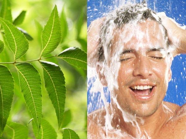 नीम के पानी से नहाने से दूर हो जाएंगी ये 5 गंभीर समस्याएं, जानिए....