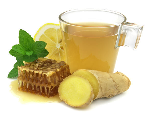 benefits of ginger and honey