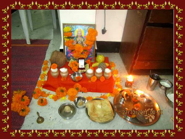 दीपावली पूजा करने से पहले जाने, किन चीजों की पड़ेगी जरूरत