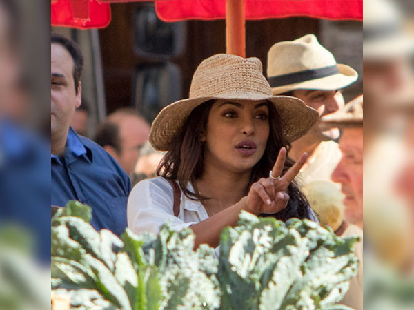 priyanka chopra shoots for quantico 3