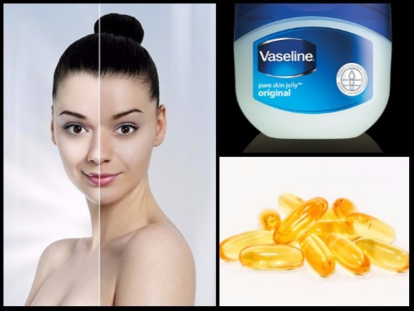 Vaseline Vitamin E Overnight Treatment To Get Clear Flawless Skin