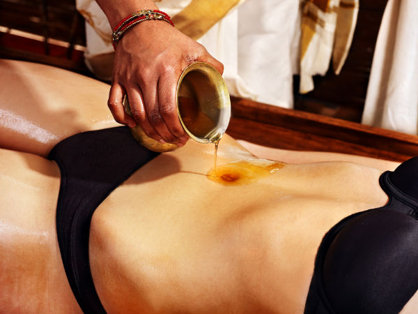 Say goodbye to menstrual cramps with abdominal oil massage!
