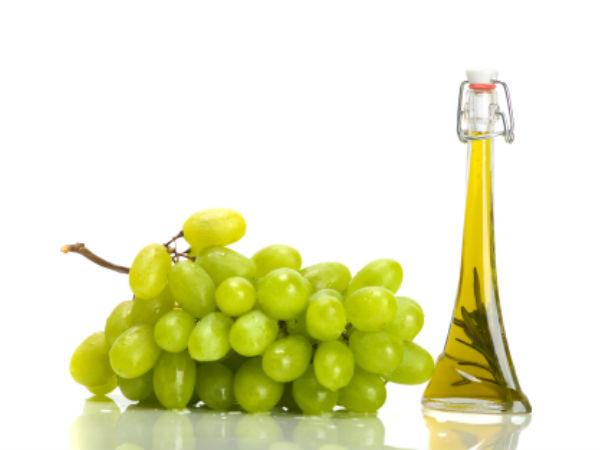अंगूर का तेल