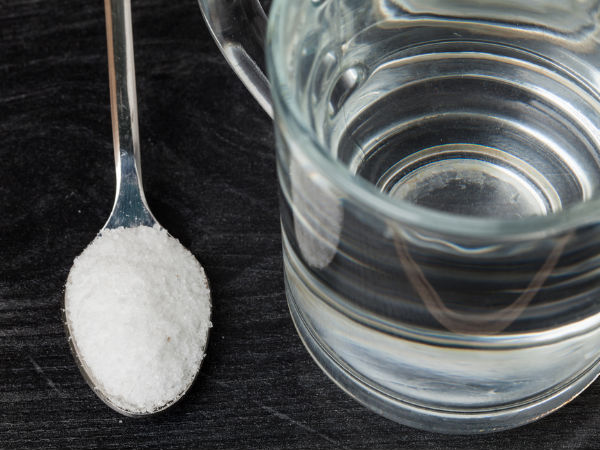 health benefits of baking soda and water