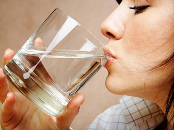 पानी पीने के फायदे