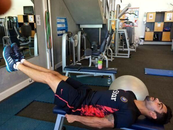 Virat Kohli's Workout Routine, Diet Plan And Fitness Secrets