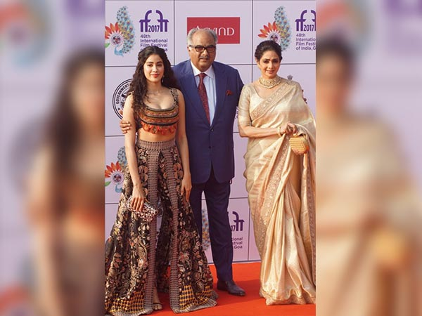 Janhvi Kapoor Stole The Limelight At IFFI 2017