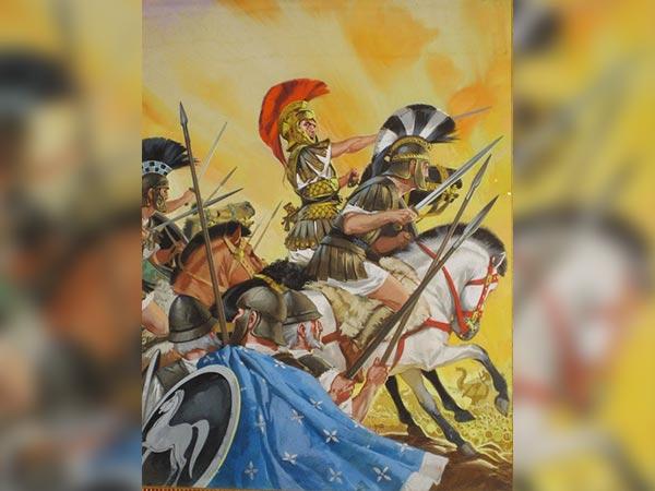 दुनिया जीतने वाले सिकंदर ने भारत के इस फकीर के सामने झुकाया था सिर