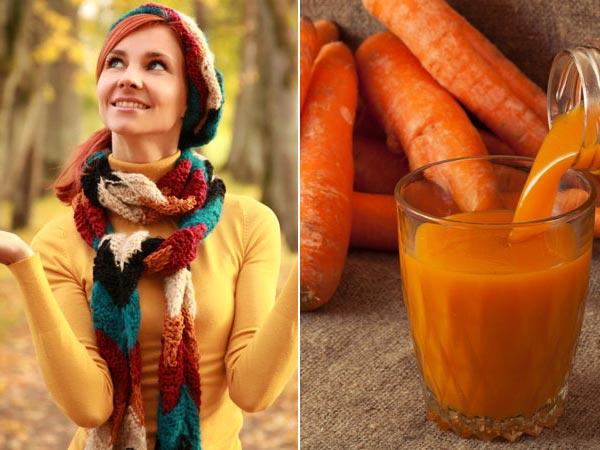 सर्दियों में गाजर खाने के हैं ढेरों फायदे, आप रहेंगें चुस्त और दुरुस्त