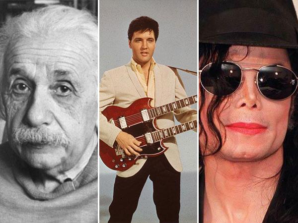 इतिहास के ऐसे लोग जो मरने के बाद भी कमाते है करोड़ों डॉलर