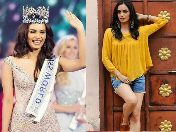This is what Miss World Manushi Chhillar eats in a day to maintain her figure