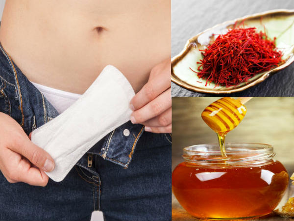 Heavy Periods? Try This Ayurvedic Home Remedy Using Saffron – It Works Wonders!