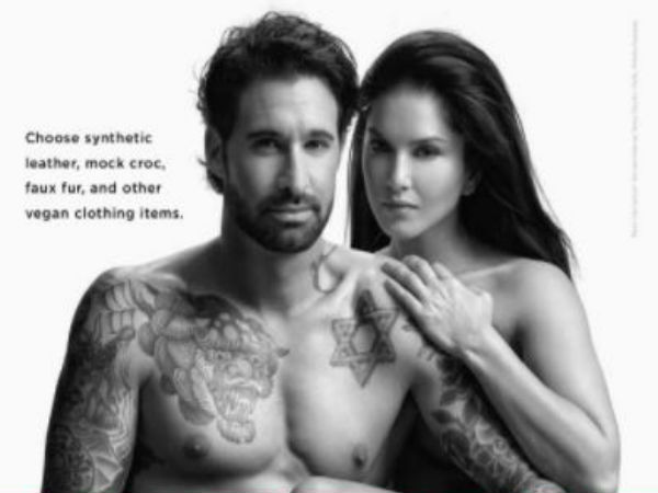 Sunny Leone & her husband nude photo shoot is going viral