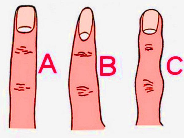 आपकी अंगुलियों का आकार आपके व्यक्तित्व के बारे में बहुत कुछ कहता है, जानिए कैसे?