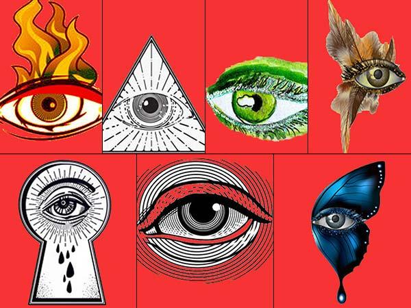 कोई सी भी एक आंख चुने और जानिए वो क्या कहती है.. ?