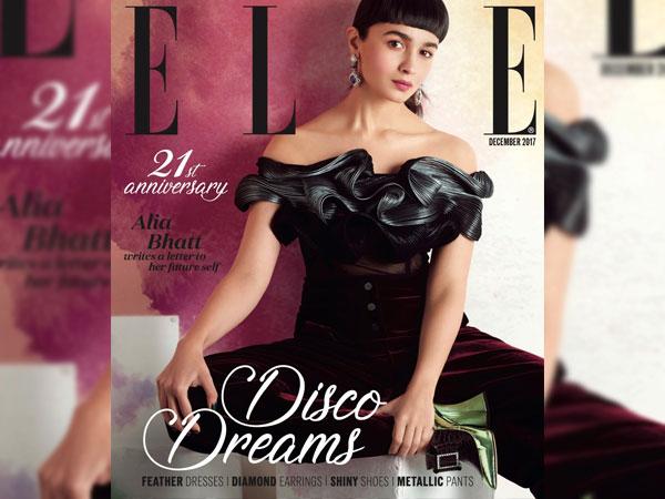 Elle Magazine की कवर पर नज़र आई चाइनीज़ आलिया, Pic देंखे