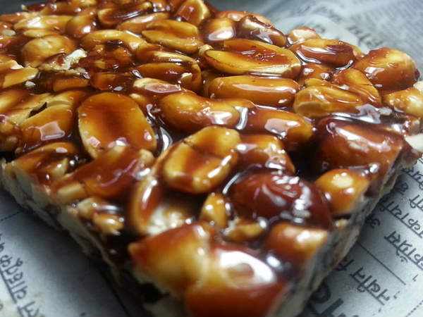 Top 5 health benefits of eating Peanut jaggery chikki