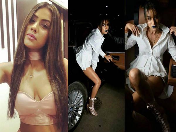 निया शर्मा की इन HOT PICS ने बना दिया इन्हें एशिया की सेक्सी महिला