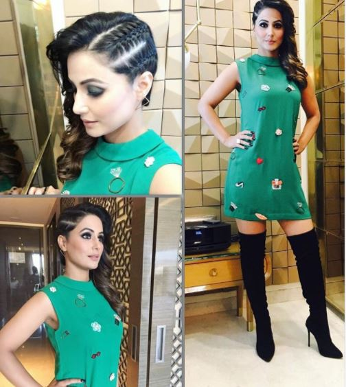 6 Make-Up Looks From Hina Khan You Should Copy Right Now