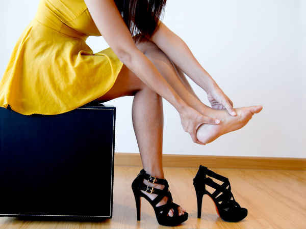 Home Remedy Treatments for Heel Pain