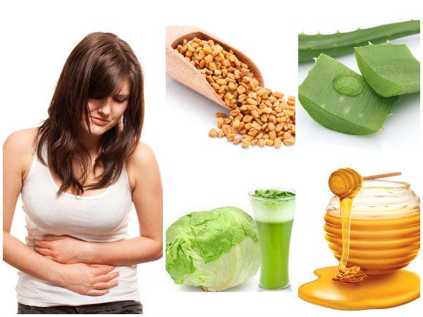 पेट में हुए अल्सर को ठीक करने के लिए खाएं ये 16 चीजें