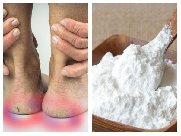 How To Clean Your Feet With Baking Soda?