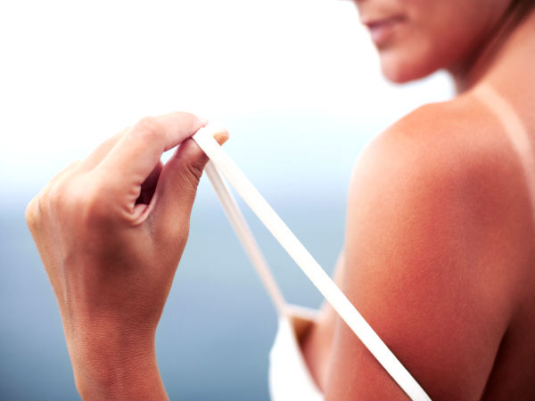 Go Sun-Kissed By These Tan Removal Remedies