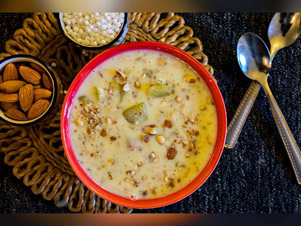 Sabudana Sweet Potato Kheer Recipe