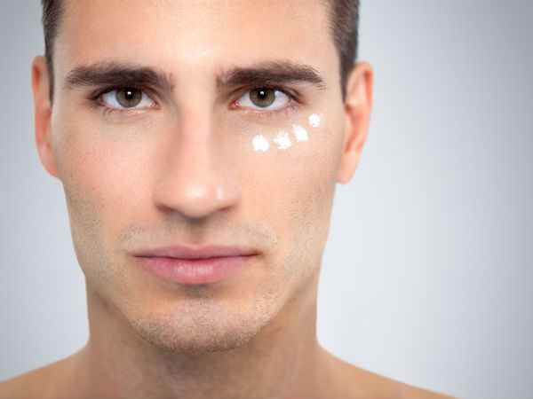 How to remove men dark circles