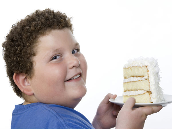 5 Reasons Why Your Child Is Obese And What You Can Do