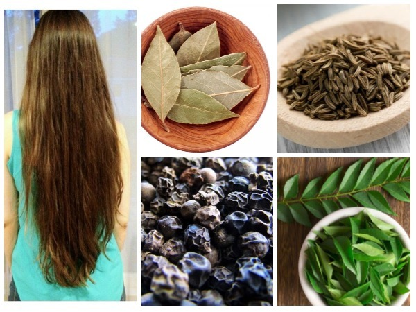 Natural Herbs For Hair Growth And Thickness