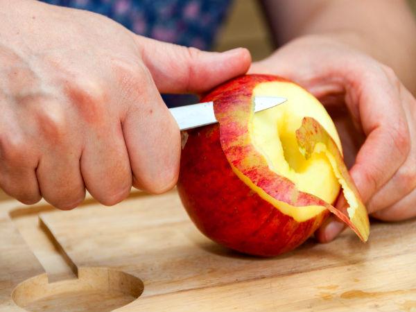 सेब में ही नहीं इसके छिलकों में भी छिपा होता है सेहत का खजाना