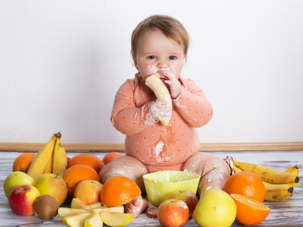 Vitamin-rich Foods That You Can Give Your 6 Months Old Baby