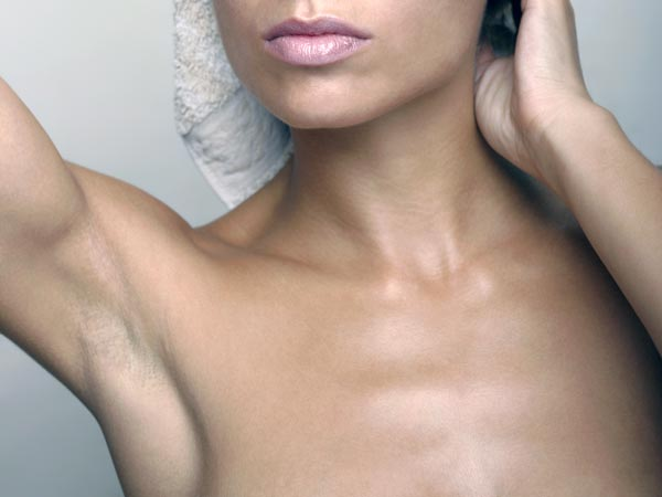 What Are the Causes of Dark Underarms?