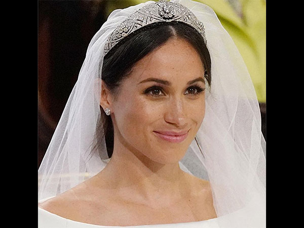 You Must See How Divine Meghan Markle Looks In Her Wedding Gown