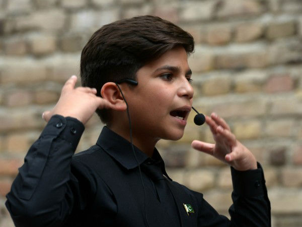 Who is Hammad Safi? 11-year-old motivational speaker from Pakistan