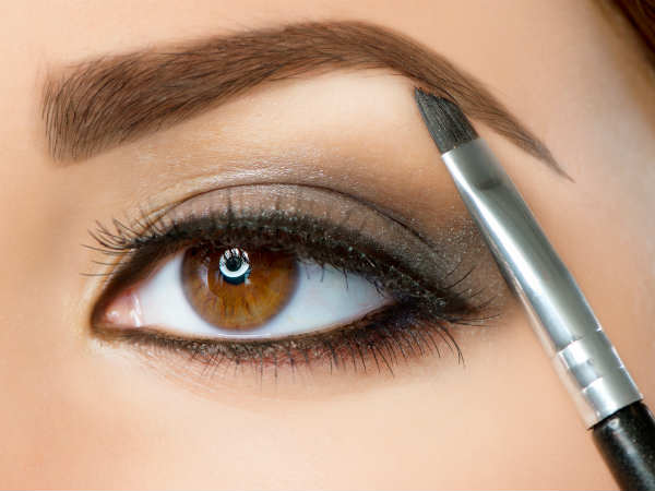 How To Fill In Your Eyebrows And Make Them Look Thicker