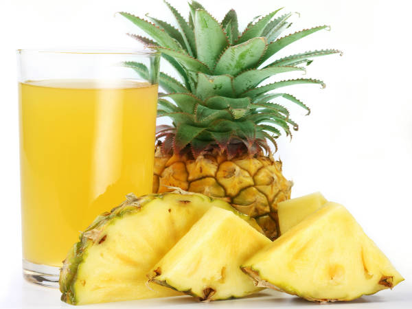 Best Pineapple Juice Benefits