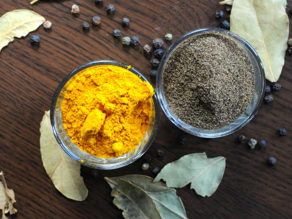 Health Benefits Of Turmeric And Black Pepper Combo