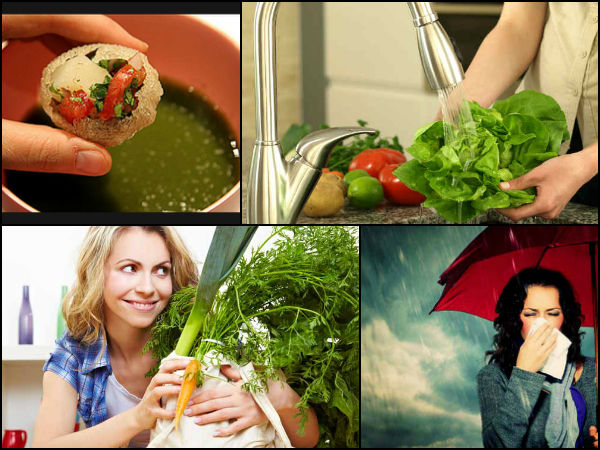 what to eat during the monsoon? Follow these dos and donts
