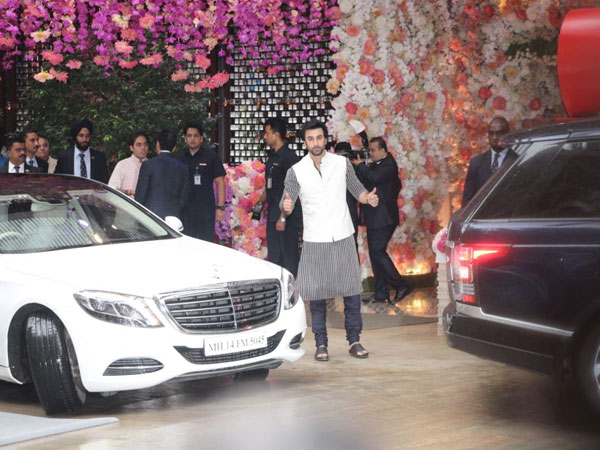 Akash Ambani, Shloka Mehtas Starry Pre-Engagement Party