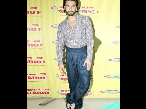 Ranveer Singh Birthday:Quirky Fashion Moments of Ranveer Singh