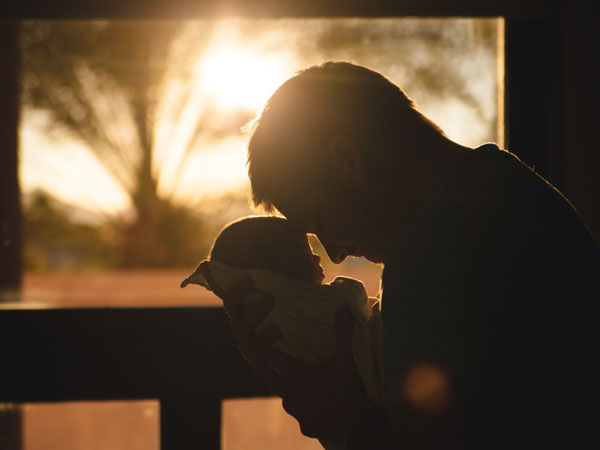 Postpartum depression for dads