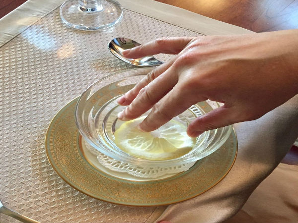 interesting facts about finger bowl